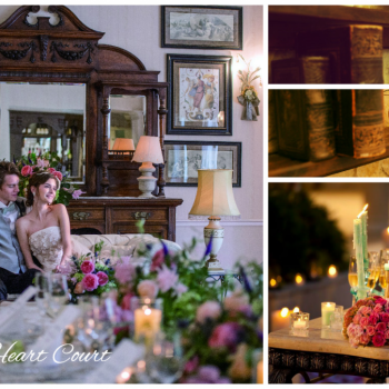 ✿candle night wedding✿
